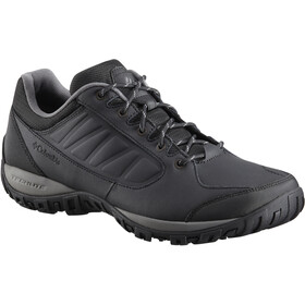 Columbia Ruckel Ridge Schoenen Heren, black/city grey